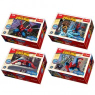Puzzle Spiderman 54 piese