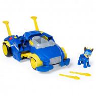 Set de joaca Chase's Powered Up Cruiser Patrula Catelusilor Mighty Pups