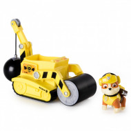 Set de joaca Rubble's Steam Roller Patrula Catelusilor