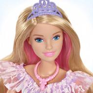 Set papusa Barbie Royal Princess Ball si accesorii Barbie Dreamtopia