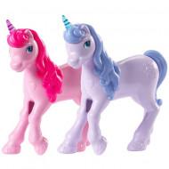 Set papusa Chelsea cu doi baby unicorni Barbie Dreamtopia