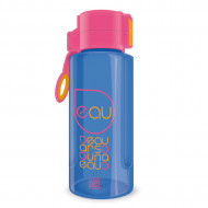 Sticla pentru apa roz - albastru deschis Ars Una 650 ml