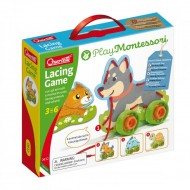 Joc creativ Lacing Game Play Montessori