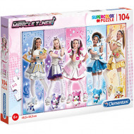 Puzzle Miracle Tunes 27122 Clementoni 104 piese