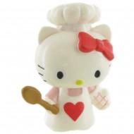 Figurina Hello Kitty bucatar