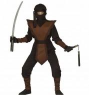 Costum Ninja maro 128 cm