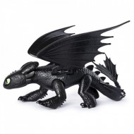 Figurina articulata Toothless How to Train Your Dragon