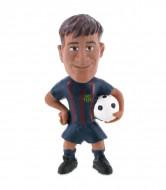 Figurina Neymar cu minge FC Barcelona