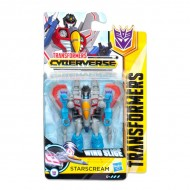 Figurina robot Starscream Scout Class Transformers Cyberverse