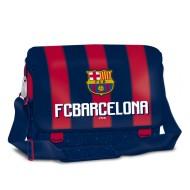 Geanta de umar pentru laptop FC Barcelona clasic
