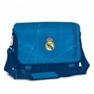 Geanta de umar pentru laptop FC Real Madrid