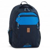 Ghiozdan ergonomic Ars Una 05 albastru 45 cm