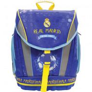 Ghiozdan ergonomic cu pereti rigizi Real Madrid 38 cm