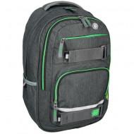 Ghiozdan rucsac ergonomic laptop Campus 10 Spirit 46 cm