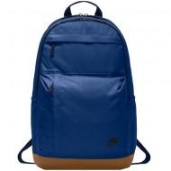 Ghiozdan rucsac Nike Elemental albastru-maro 45 cm
