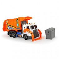 Masina de gunoi cu sunete si lumini Dickie Toys 46 cm