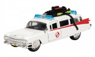 Masinuta metalica Ghostbusters ECTO-1 Hollywood Rides 15 cm