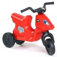 Motocicleta cu 3 roti fara pedale Scooter 7 D Toys
