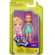 Papusa Lila in salopeta Polly Pocket