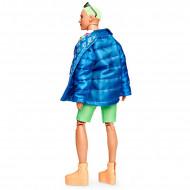 Papusa Retro Ken cu par verde BMR1959