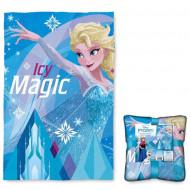 Patura Frozen Icy Magic 150x100 cm