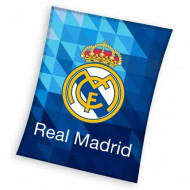 Patura polar FC Real Madrid 150x200 cm