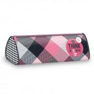 Penar triunghiular Think Pink