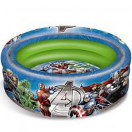 Piscina gonflabila Avengers 100 cm