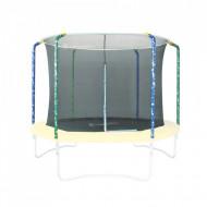 Plasa siguranta trambulina inSPORTline Sun 396 cm pentru 8 stalpi