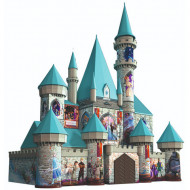 Puzzle 3D Castelul de Gheata Frozen 2 216 piese