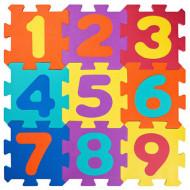 Puzzle din spuma Numere 9 piese