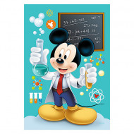 Puzzle Mickey si Minnie Mouse 54 piese