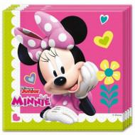 Servetele pentru petrecere Minnie Mouse