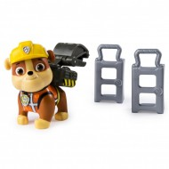 Set de joaca Construction Rubble Patrula Catelusilor Ultimate Rescue