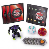 Set de joaca Darkus Lupitheon Starter Pack Bakugan Battle Planet
