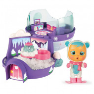 Set de joaca Kristal's Igloo Cry Babies Magic Tears