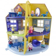 Set de joaca Purcelusa Peppa si casa familiei Peppa Pig