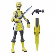 Set de joaca Yellow Ranger Power Rangers Beast Morphers