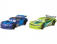 Set de masinute metalice Spikey Fillups si Chase Racelott Cars 3