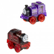 Set locomotive Charlie si Rosie cu lumini Thomas&Friends Minis