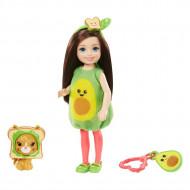 Set papusa Chelsea satena avocado Barbie Club Chelsea