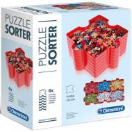 Set Tavi depozitare puzzle 6 bucati