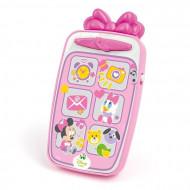 Smartphone de jucarie cu sunete si lumini Baby Minnie Mouse Disney Baby