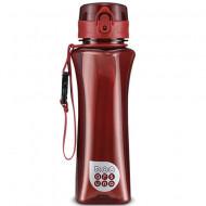 Sticla pentru apa Ars Una rosu inchis 500 ml