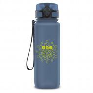 Sticla pentru apa mata Albastru-Inchis Ars Una 800 ml