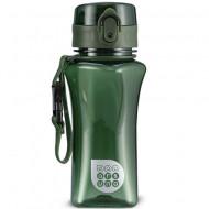 Sticla pentru apa verde-inchis Ars Una 350 ml