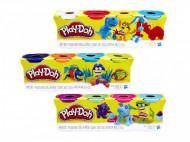 Set 4 cutii plastilina Play Doh