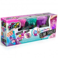 Set de creatie Slime Shaker Color Change So Slime 3 pachete