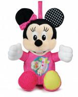 Jucarie de plus cu sunete si lumini Baby Minnie Mouse Disney Baby