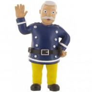 Figurina Steele saluta Pompierul Sam